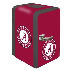 Alabama Crimson Tide Portable Party Refrigerator
