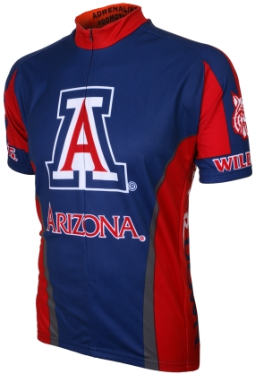 Arizona Wildcats Cycling Jersey