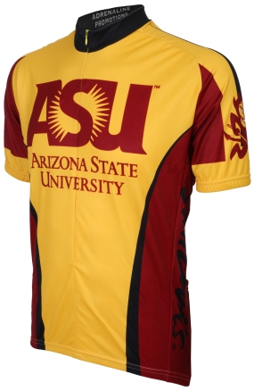 Arizona State Sun Devils Cycling Jersey