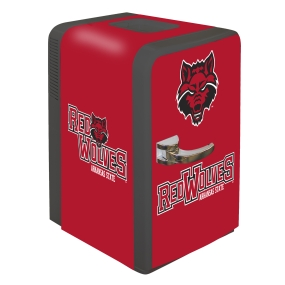 Arkansas State Red Wolves Portable Party Refrigerator