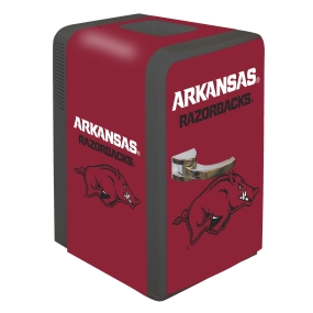 Arkansas Razorbacks Portable Party Refrigerator