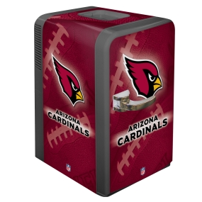 Arizona Cardinals Portable Party Refrigerator