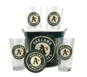 Oakland A's Gift Bucket Set