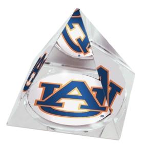 Auburn Tigers Crystal Pyramid