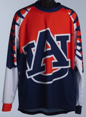 Auburn Tigers Mountain Bike Jersey