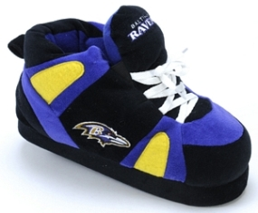 Baltimore Ravens Boot Slippers