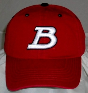Ball State Cardinals Adjustable Crew Hat