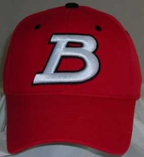 Ball State Cardinals Team Color One Fit Hat