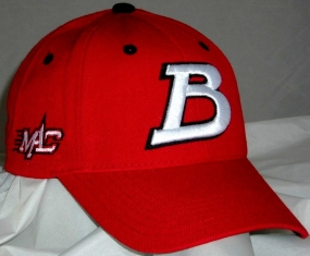 Ball State Cardinals Adjustable Hat