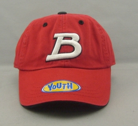 Ball State Cardinals Youth Crew Adjustable Hat