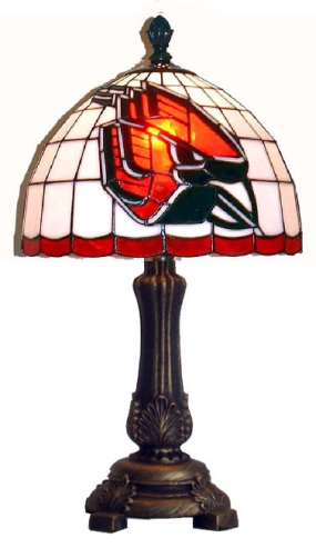 Ball State Cardinals Accent Lamp