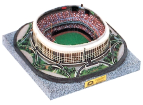 VETERANS STADIUM REPLICA (BASEBALL CONFIGURATION)