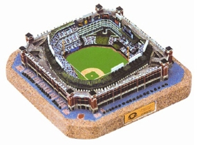 BALLPARK IN ARLINGTON STADIUM REPLICA