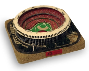 HISTORICAL BUSCH STADIUM REPLICA