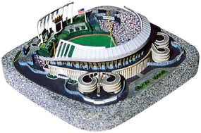 KAUFFMAN STADIUM REPLICA