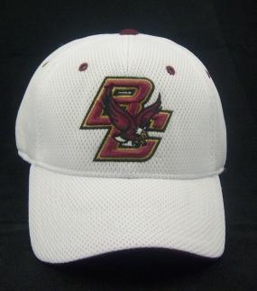 Boston College Eagles White Elite One Fit Hat