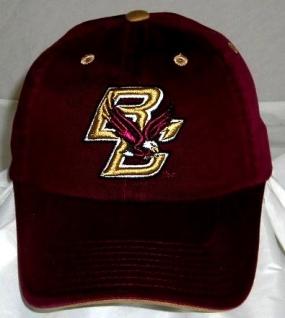 Boston College Eagles Adjustable Crew Hat