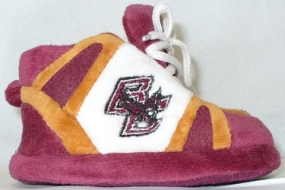 Boston College Baby Slippers