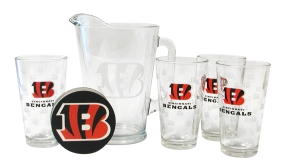 Cincinnati Bengals Pitcher Set