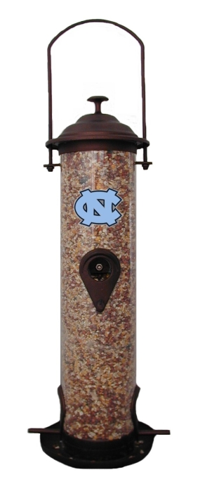 North Carolina Tar Heels Bird Feeder
