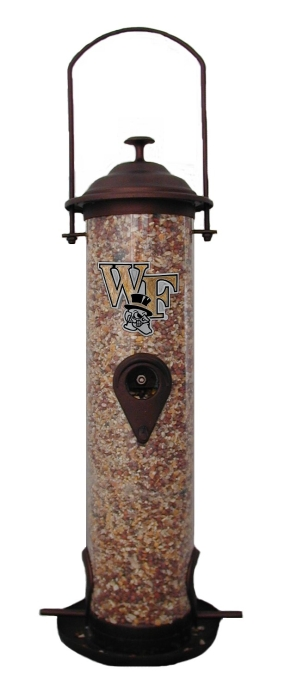 Wake Forest Demon Deacons Bird Feeder