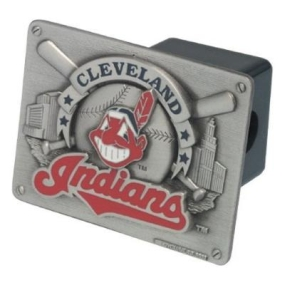 Cleveland Indians Hitch Cover