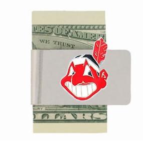 Cleveland Indians Money Clip