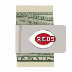 Cincinnati Reds Money Clip