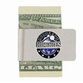 Colorado Rockies Money Clip
