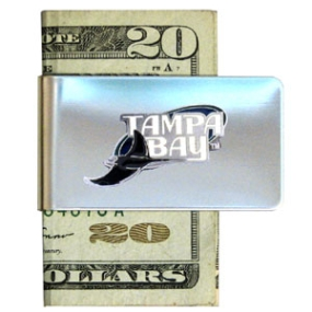 Tampa Bay Rays Money Clip