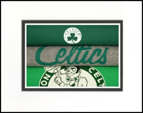 Boston Celtics Vintage T-Shirt Sports Art