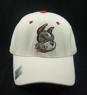 BU Terriers White One Fit Hat