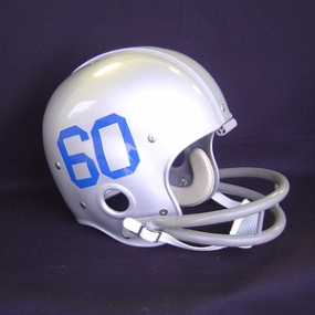 1960 Buffalo Bills Authentic Helmet