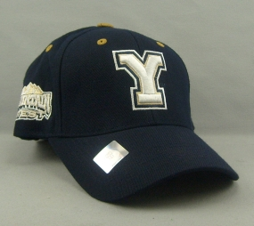 Brigham Young Cougars Adjustable Hat
