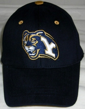 Brigham Young Cougars Youth Team Color One Fit Hat