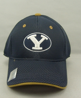 Brigham Young Cougars Youth Elite One Fit Hat