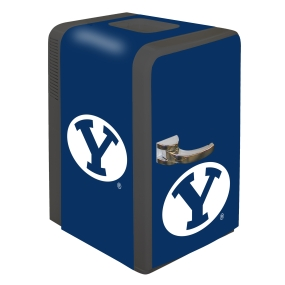 BYU Cougars Portable Party Refrigerator