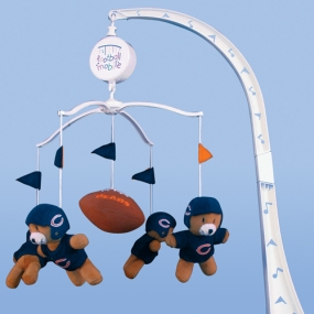 Chicago Bears Mascot Mobile
