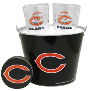 Chicago Bears Gift Bucket Set