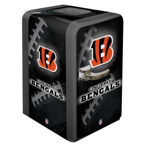 Cincinnati Bengals Portable Party Refrigerator