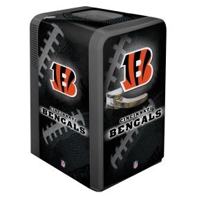 Cincinnati Bengals Portable Party Refrigerator