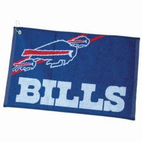 Buffalo Bills Jacquard Golf Towel