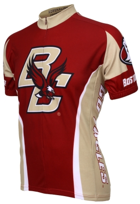 Boston College Eagles Cycling Jersey
