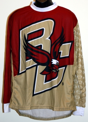 Boston College Eagles Mountain Bike Jersey