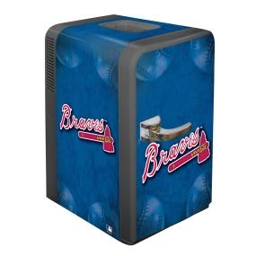 Atlanta Braves Portable Party Refrigerator