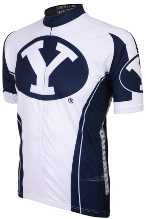 Brigham Young Cougars Cycling Jersey