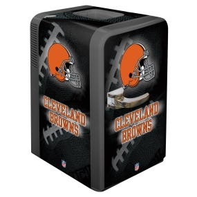 Cleveland Browns Portable Party Refrigerator