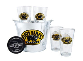 Boston Bruins Gift Bucket Set
