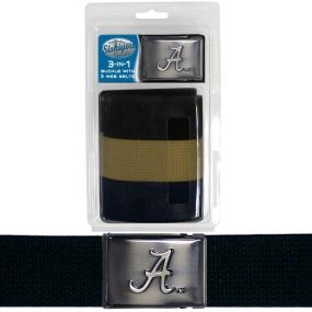Alabama Tri-Pack Web Belt
