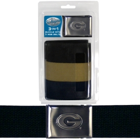 Georgia Tri-Pack Web Belt